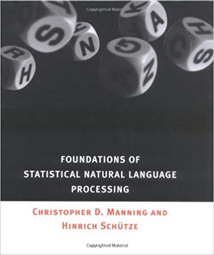 Foundations of Natural Language Processing